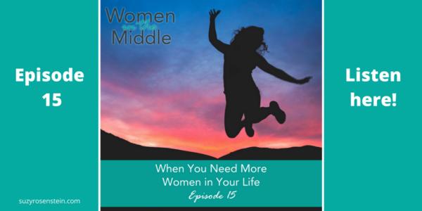 podcast midlife women