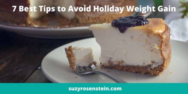 blog weight gain holidays