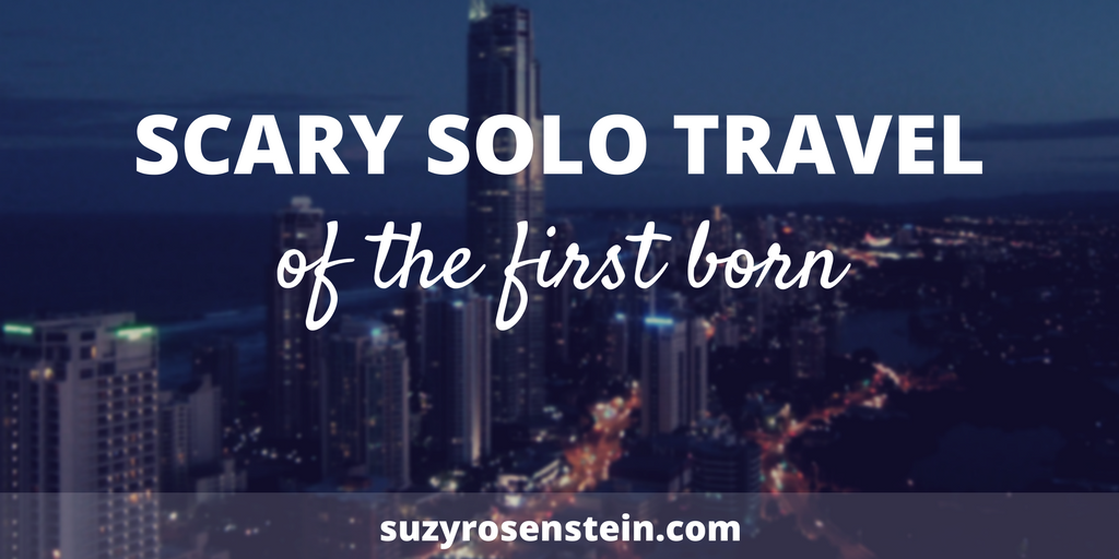 empty nest solo travel parenting