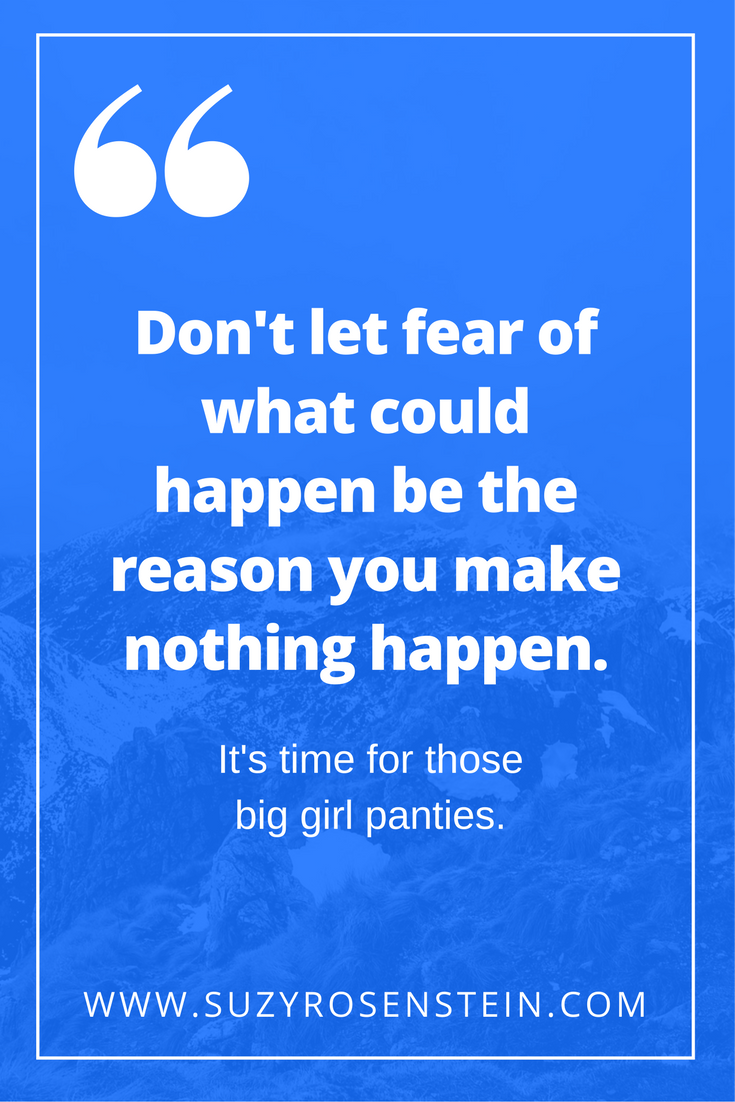 quote fear midlife coaching
