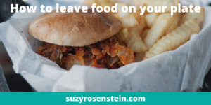 blog leave food on your plate