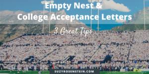 blog empty nest college