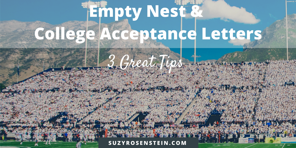 blog empty nest college