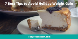 blog weight gain holidays