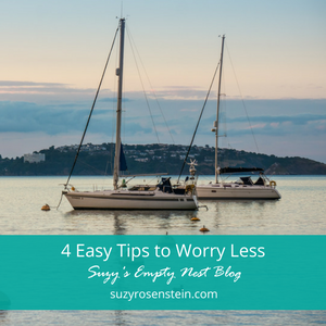 4 Easy Tips to Worry Less