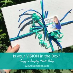 vision board box