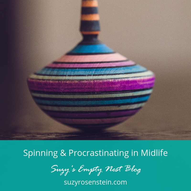 Spinning in Midlife