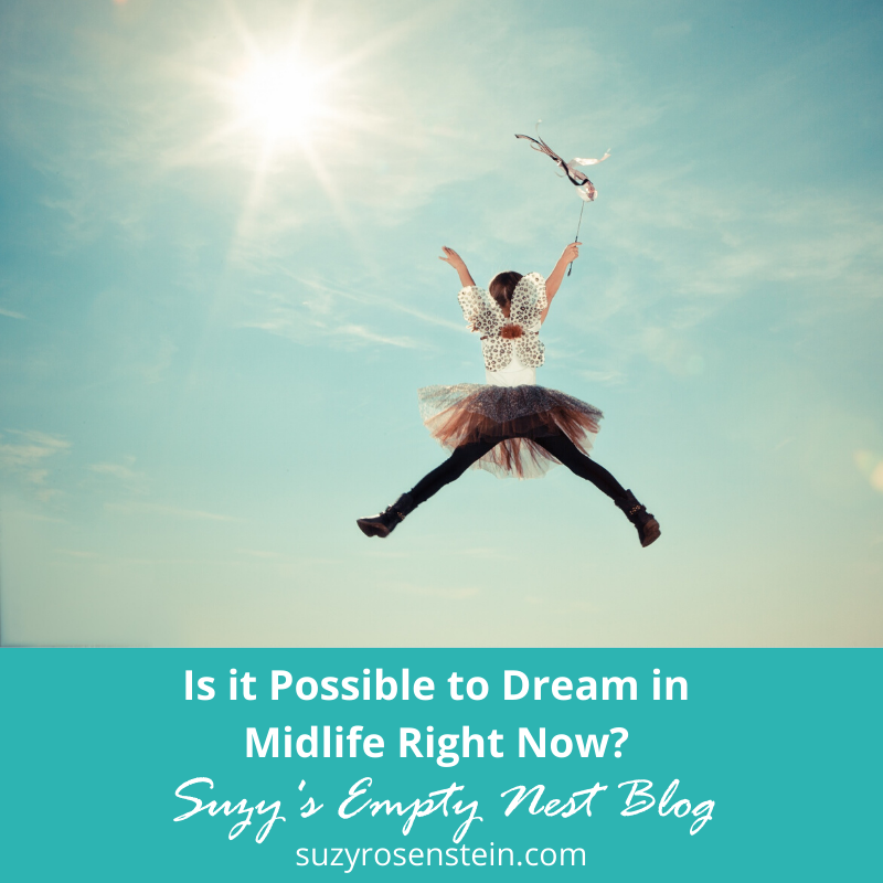possible to dream empty nest blog
