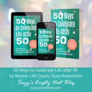 50 ways to celebrate life after 50