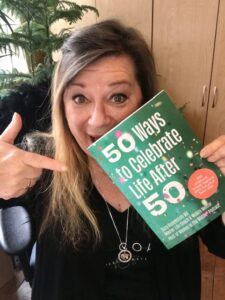 50th birthday gift book midlife