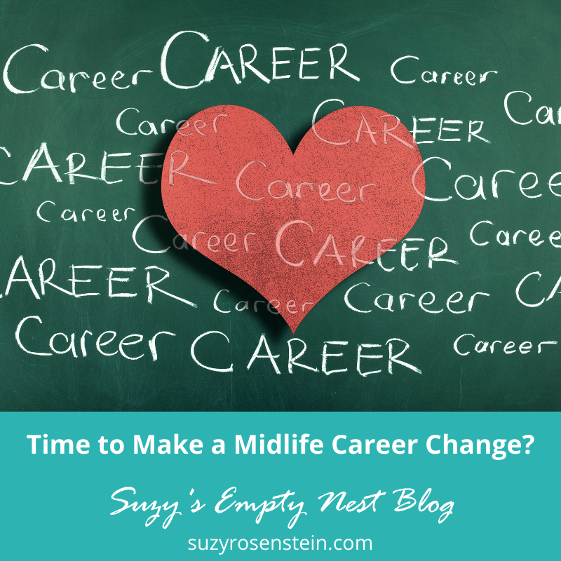midlife career change