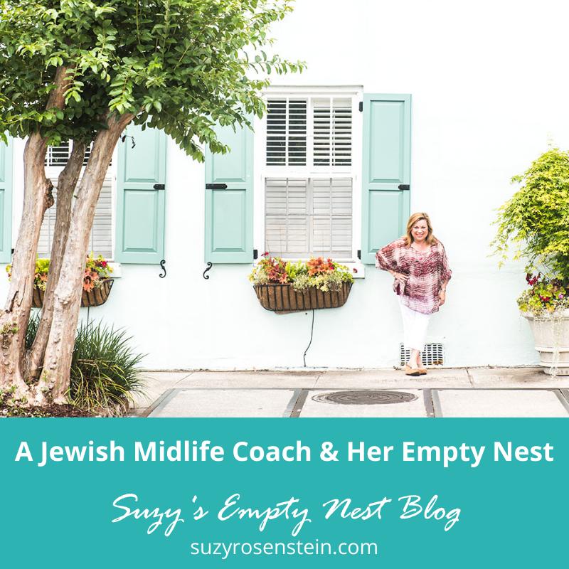 Jewish women over 50 life coach