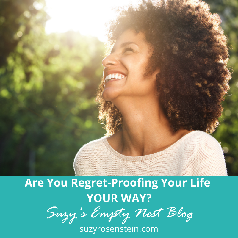 Midlife with No Regrets